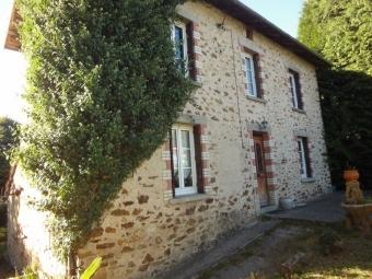 Fiche de présentation Maison à vendre de 120 m²  5 pièces à BONNAC-LA-COTE