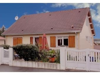 Fiche de présentation Maison à vendre de 116 m²  5 pièces à RILHAC-RANCON