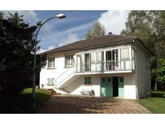 Fiche de présentation Maison à vendre de 105 m²  6 pièces à BERSAC-SUR-RIVALIER