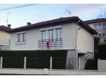 Fiche de présentation Maison à vendre de 65 m²  3 pièces à LIMOGES