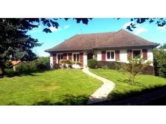 Fiche de présentation Maison à vendre de 140 m²  6 pièces à COUZEIX