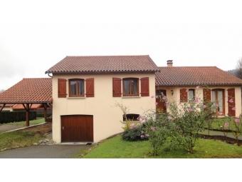 Fiche de présentation Maison à vendre de 98 m²  5 pièces à SAINT-SULPICE-LAURIERE