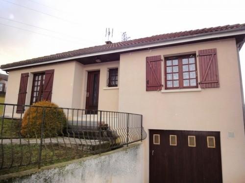 Fiche de présentation Maison à vendre de 107 m²  5 pièces à AMBAZAC