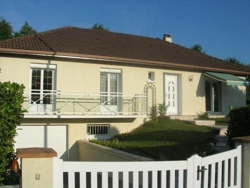 Fiche de présentation Maison à vendre de 106 m²  6 pièces à BEAUNE-LES-MINES