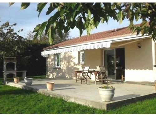 Fiche de présentation Maison à vendre de 107 m²  5 pièces à SAINT-PRIEST-TAURION