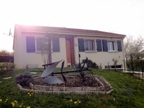 Fiche de présentation Maison à vendre de 70 m²  4 pièces à LE PALAIS-SUR-VIENNE
