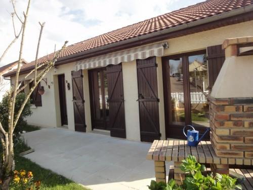 Fiche de présentation Maison à vendre de 95 m²  5 pièces à AMBAZAC