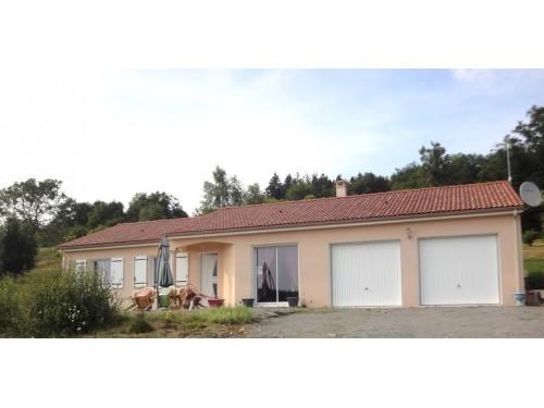 Fiche de présentation Maison à vendre de 105 m²  5 pièces à RAZES