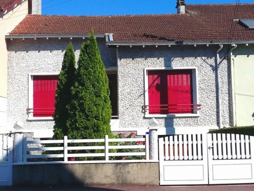 Fiche de présentation Maison à vendre de 66 m²  3 pièces à LIMOGES