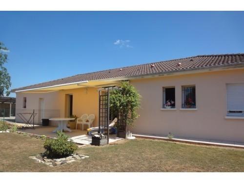 Fiche de présentation Maison à vendre de 95 m²  5 pièces à BONNAC-LA-COTE