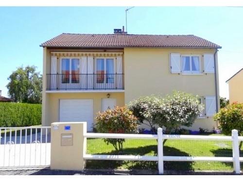 Fiche de présentation Maison à vendre de 94 m²  5 pièces à RILHAC-RANCON