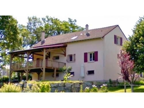 Fiche de présentation Maison à vendre de 163 m²  5 pièces à NANTIAT