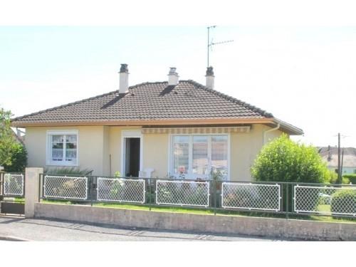 Fiche de présentation Maison à vendre de 85 m²  5 pièces à RILHAC-RANCON