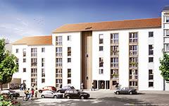 programme immobilier Résidence L'Escale LIMOGES